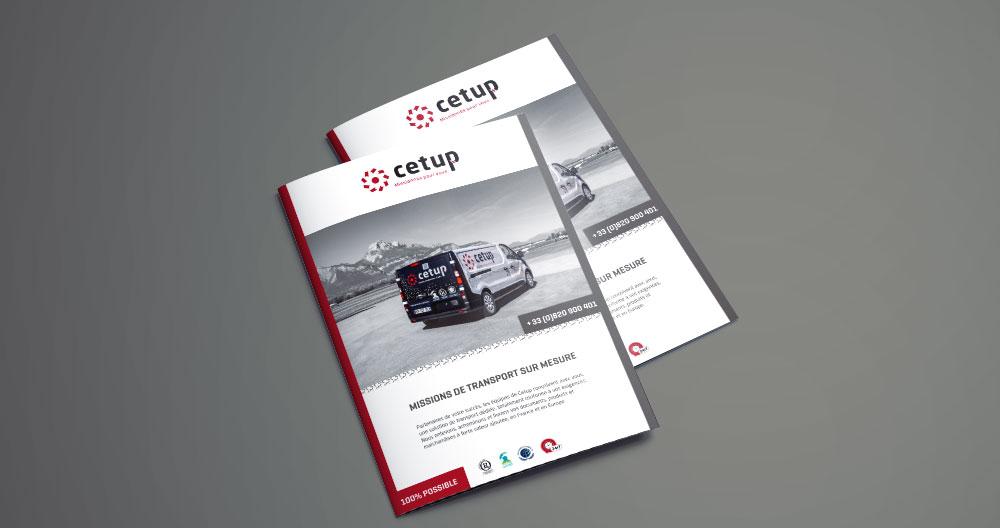 Cetup brochure